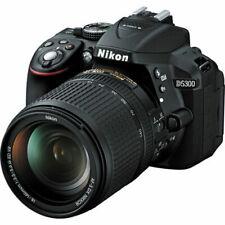 Camera w/ Nikon 18-140mm VR Lens Brand New Nikon D5300 24.2 MP CMOS Digital SLR