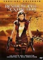 Resident Evil: Extinction Dvd Nuovo Sigillato Rent