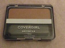 Covergirl Cheekers Bronzer 104 (Golden Tan) .12 oz.