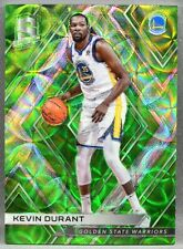 17-18 Panini Spectra Kevin Durant BASE SET NEON GREEN #1/49 2017 2018 WARRIORS