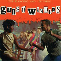 """GUNS N'WANKERS - For Dancing and Listening [10"""" *Brand New*] Punk Vinyl"""