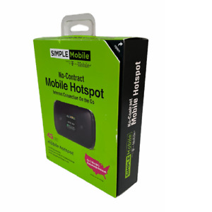 Simple Mobile No Contract Hotspot 4G LTE 256MB K779HSDL T-Mobil New Unopened