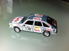 NEW DECAL CALCA 1 43 RENAULT 30 TX  N°138 Rally WRC MONTE CARLO 1980
