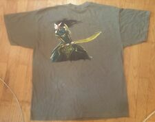 T-Shirt Magic Mtg Prerelease La renaissance d'Alara - Alara Reborn Preview - XL