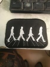 """Beatles """"Abbey Road"""" Sew On Patch"""