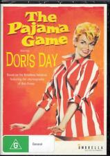 THE PAJAMA GAME - DORIS DAY  - NEW & SEALED DVD - FREE LOCAL POST