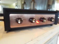 6V6 PUSH PULL integrated tube amplifier.  ARKAY MODEL FL-10 RESTORED SUPERB