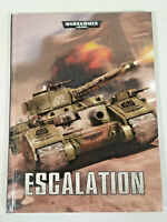 Warhammer 40K Escalation (English) by Games Workshop Book (HB)