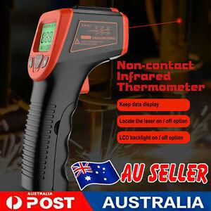 Digital Infrared Thermometer Temperature Gun Un-Contact IR Laser Point Handheld