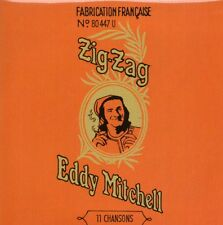 CD Eddy MITCHELL - MAGMA - ZOO Zig Zag - Mini LP - CARD SLEEVE 11-track