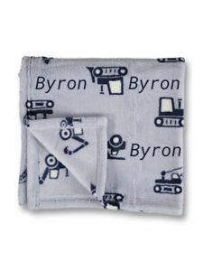 Personalised Baby Blankets BOY./ GIRL Full Print