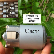 1PC Hohe Energie 600W Soybean Pulp Machine DC Motor DC220V RS-7712 0.9A