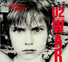 U2 - WAR LP (NEW/SEALED 2008 Remastered Reissue Vinyl) EU Gatefold 180G