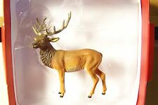 Preiser G 1:25 Scale 47700 Standing Stag Elk FIGURE with Large Rack