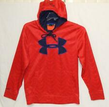 Under Armour Hoodie Mens Medium Geometric Pattern EUC FREE SHIPPING