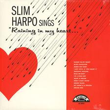 Slim Harpo - Raining In My Heart (Vinyl LP - 1961 - US - Reissue)