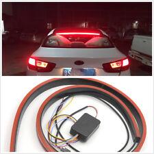 100cmflexible Strips Car Rear Dynamic Streamer Brake Light LED Warning Lamp Bar