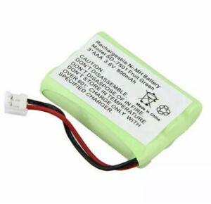 2 X 3.6V 800mAh Phone Cordless NI-MH Battery  MD4250 SD-7501 Accessories