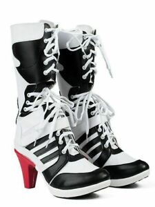hasta ahora Napier famoso  Harley Quinn Shoes for Women for sale | eBay