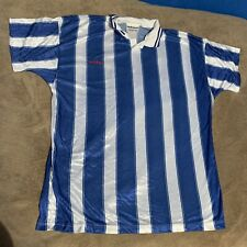 New listing vintage adidas soccer jersey 90s stripes size Xl