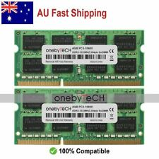 AU 8GB 2x4GB PC3-10600 DDR3-1333 204pin SO-DIMM Memory MacBook Pro iMac Mac Mini