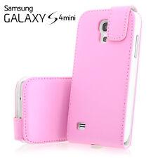 Samsung Galaxy S4 Mini i9190 i9195 Funda Funda Móvil Rosa