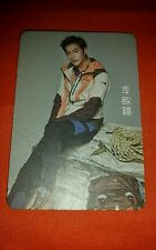 Lee minho min ho kdrama actor  yes card photocard kpop k-pop u.s seller heirs