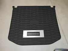 NEW 2011-18 JEEP GRAND CHEROKEE BLACK RUBBER CARGO TRAY MAT OEM 82212085