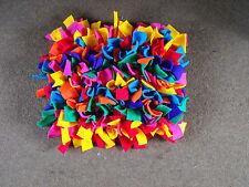 PET ficcare il naso Tappeto Tappetino noia Buster Trattare Tappetino multi colore ideale per all'aperto