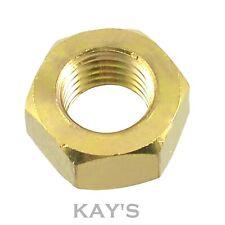 M20 x 2.5 Pitch dadi zincati rondelle