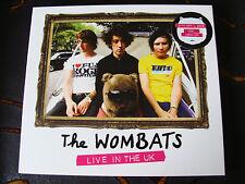 Slip Double: The Wombats : Live  Norwich UEA 2008  2 CDs