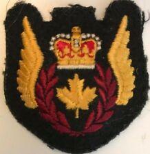 Canadian Forces Flight Crew (Padded) Qualification/Trade Badge #4913