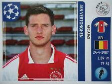 Panini 245 Jan Vertonghen Ajax Amsterdam UEFA CL 2011/12