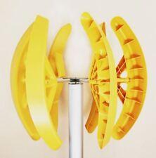 Option +3 zusätzliche Rotorblätter windkraft vertikale Achse SMART WIND garten