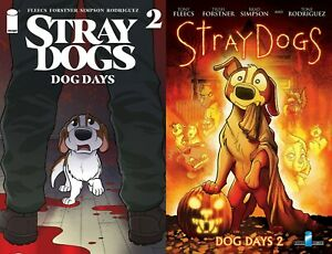 STRAY DOGS DOG DAYS #2 Main + Horror Movie Variant Image Comics NM 01/26 PreSale