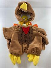 New Build A Bear Turkey Clothing and Head Cap