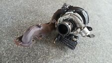 JAGUAR Xf XJ6 S-TYPE 2.7 TDV6 PASSENGER SIDE TURBO TURBOCHARGER 6R8Q-6K682-BA