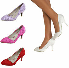 Stiletto Formal Court Synthetic Shoes for Women