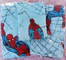 Vintage Spiderman Sheet Set