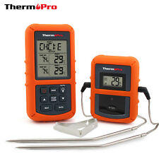 ThermoPro TP-20s Wireless Remote Digital Cooking Meat Thermometer Dual Probe