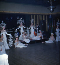 Vintage Stereo Realist Photo 3D Stereoscopic Slide CHEZ PAREE Night Club Chicago