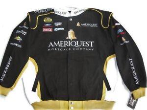 VINTAGE Greg Biffle Ameriquest Cotton Twill NASCAR Chase Jacket  - Size Adult XL
