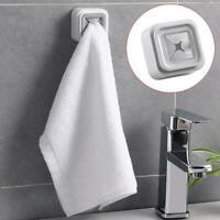 Kitchen Accessories Wash Cloth Clip Holder Clip Dishclout Storage Rack Bath New