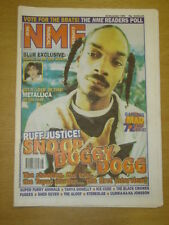 NME 1996 NOVEMBER 30 SNOOP DOGG BLUR FURRY ANIMALS FUGEES