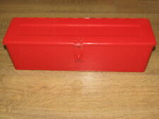 New Universal Tractor Tool Box Red