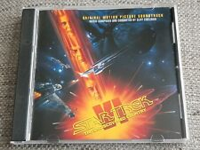 STAR TREK VI THE UNDISCOVERED COUNTRY CD SOUNDTRACK SCORE - CLIFF EIDELMAN