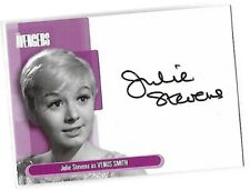 Avengers Series 1 (One) - A5 Julie Stevens - Venus Smith Autograph/Auto Card