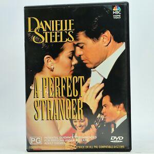 Danielle Steel A Perfect Stranger Robert Urich DVD GC Free Tracked Post