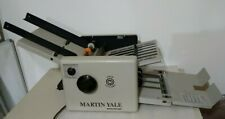 Martin Yale 12171 Auto Folder Automatic Paper Folding Machine 1217a Please Read