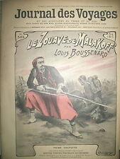 305 LE ZOUAVE DE MALAKOFF UN MARIAGE EN INDE JOURNAL DES VOYAGES 1902